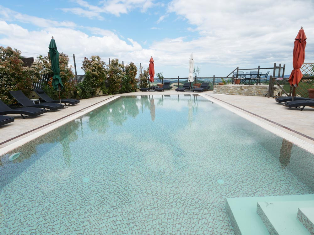 Pool, Hotel Leone montelparo