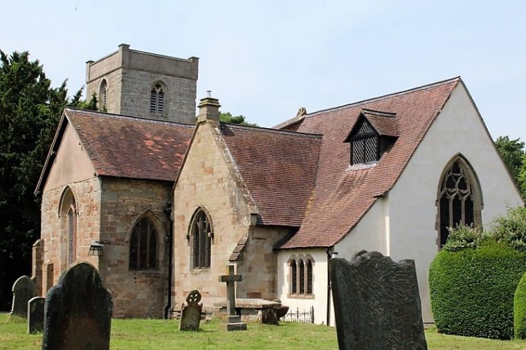 St Peters Church in Droitwich - What to do in Worcestershire