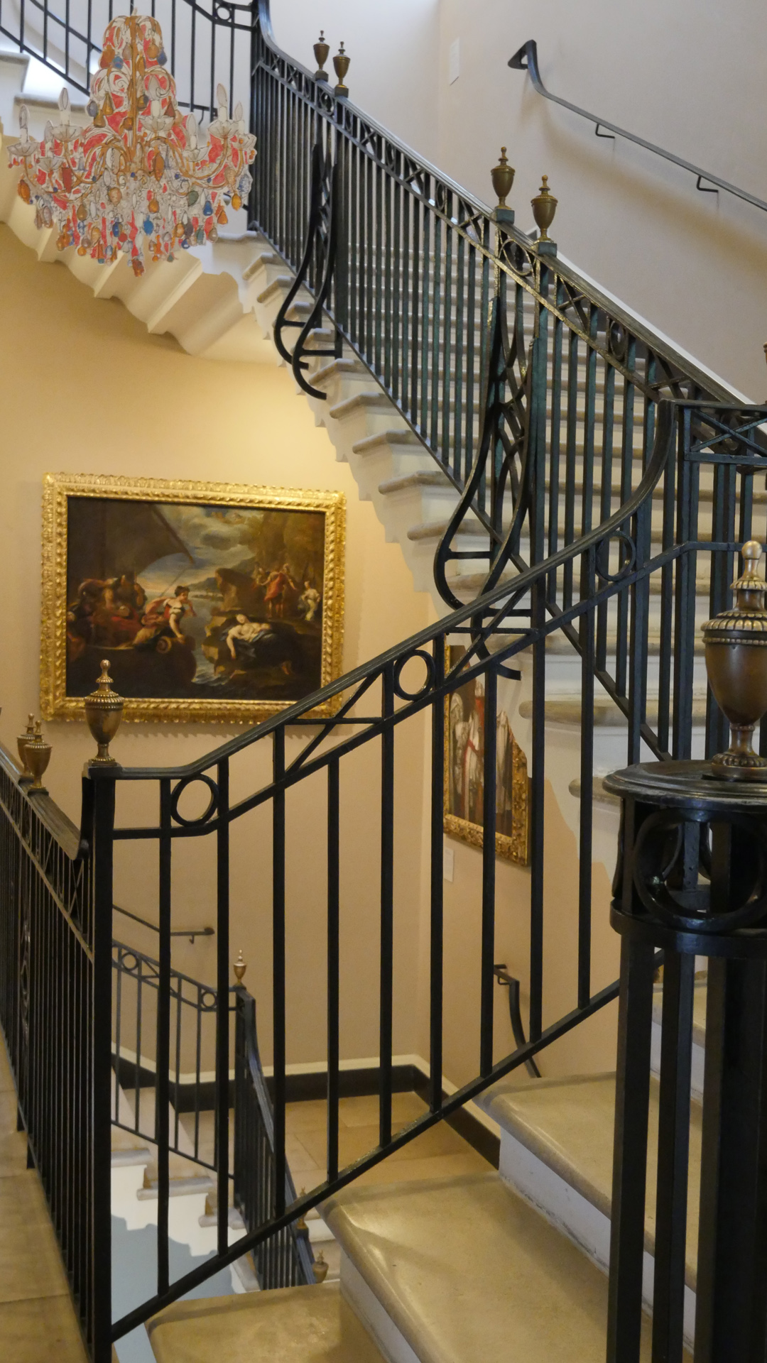 Staircase Holbourne Museum