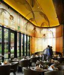 The Glasshouse restaurant