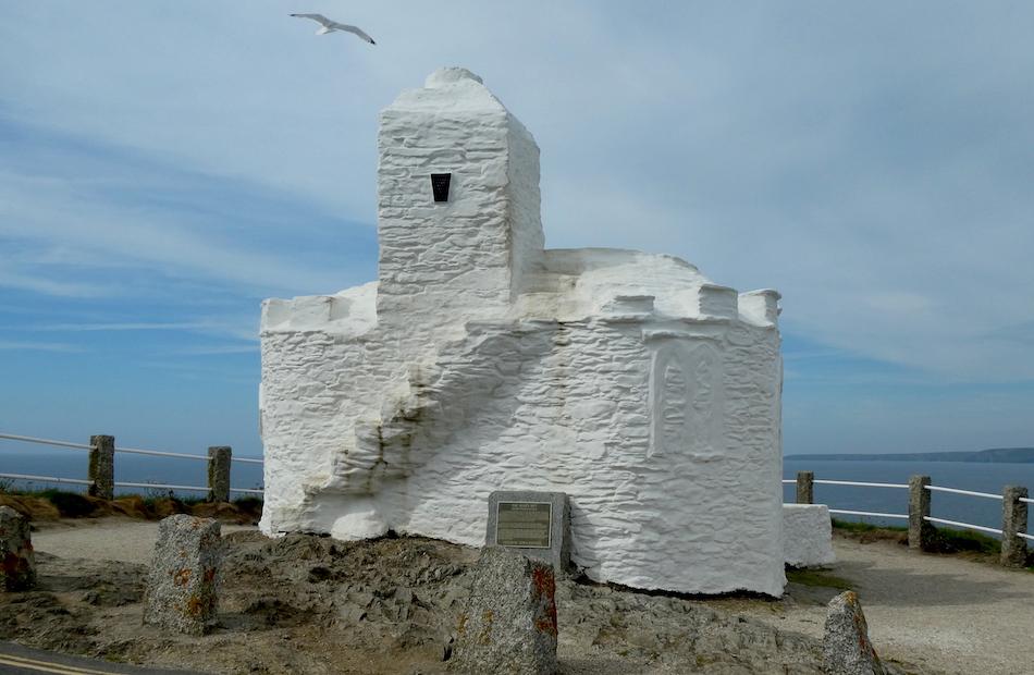 The Huer's Hut Newquay Cornwall