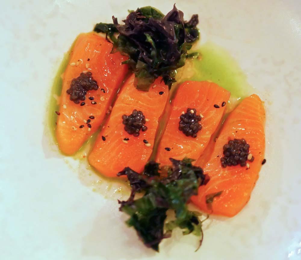 Twist Kitchen Salmon