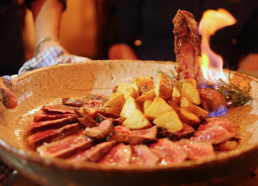 Twist Restaurant - Beef