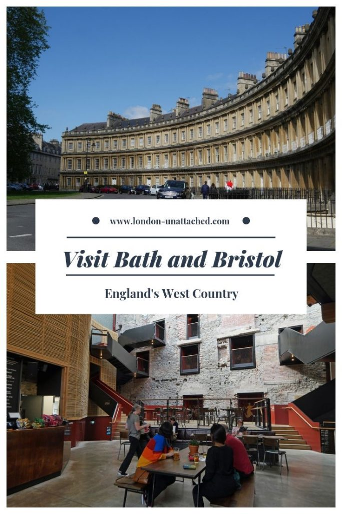 Bath and Bristol Visit West Country Country