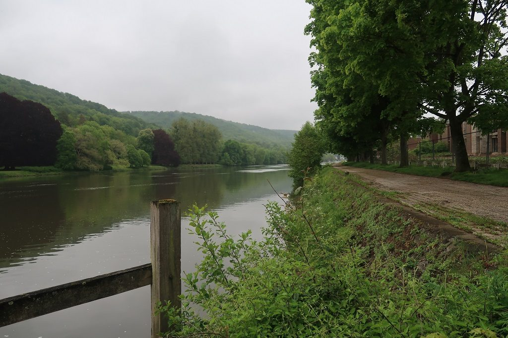 Wallonia Meuse Cycle Path