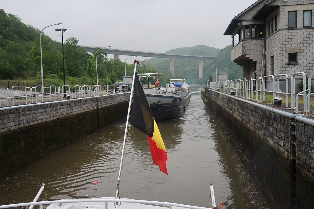Wallonia Namur River Cruise