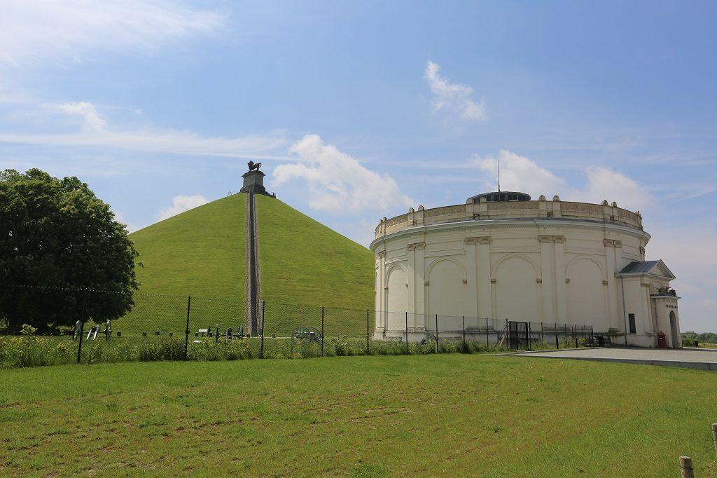 Wallonia Waterloo The Lion Mound