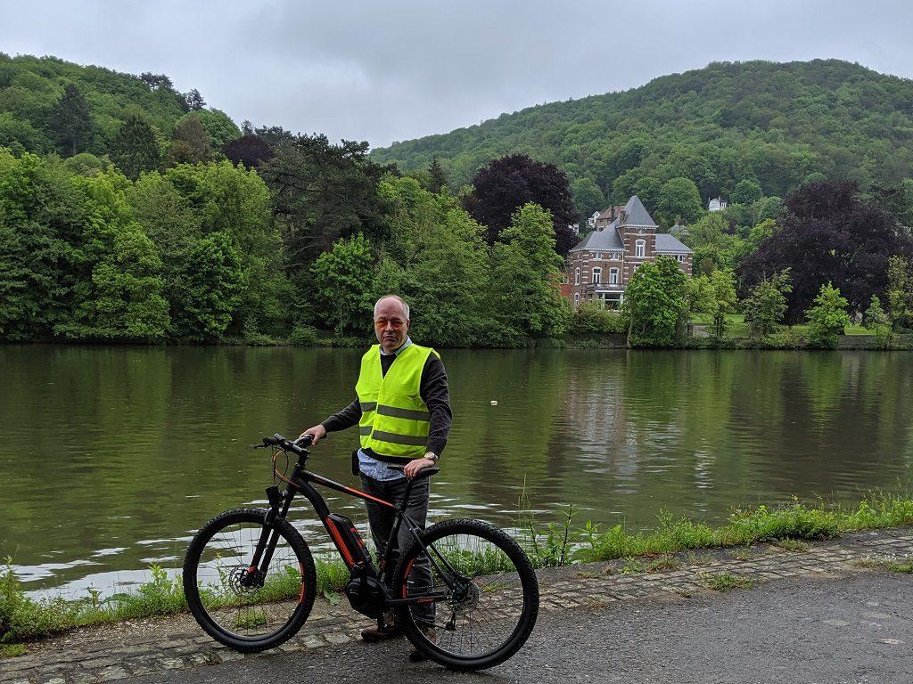 Wallonia eBike Cycle Path