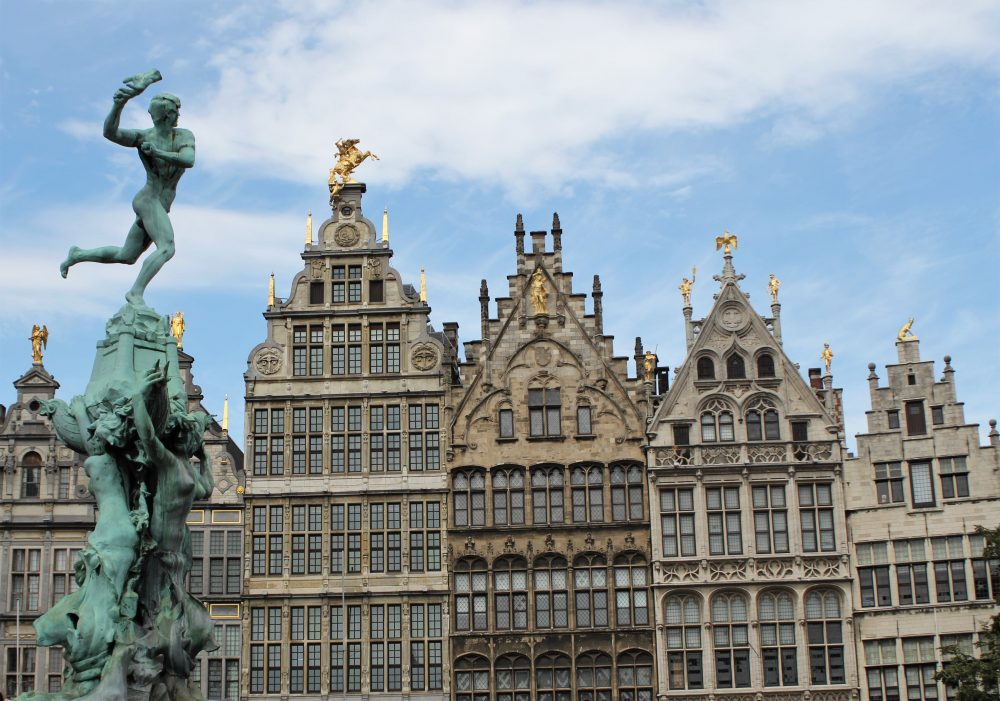 Antwerp, Grote Markt
