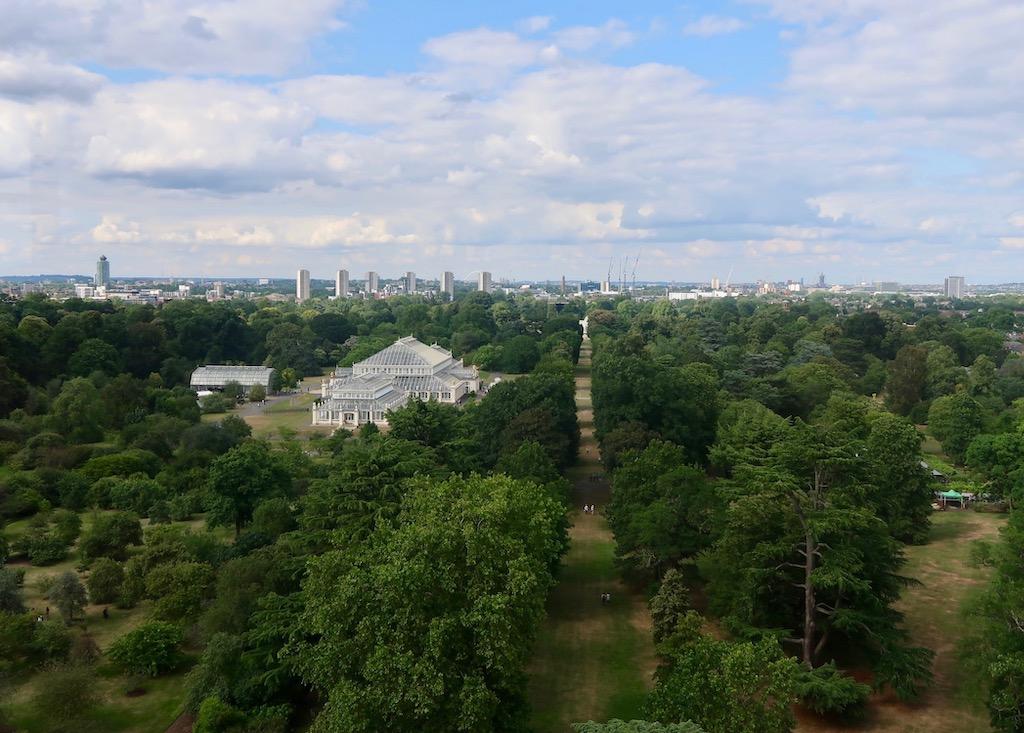 Great Pagoda model - Kew Gardens