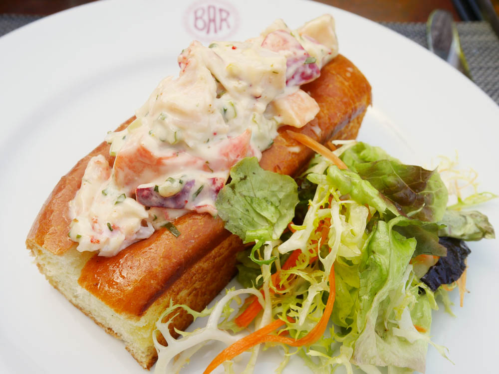 Bar Boulud Lobster Roll