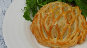 Beef Wellington with Lattice