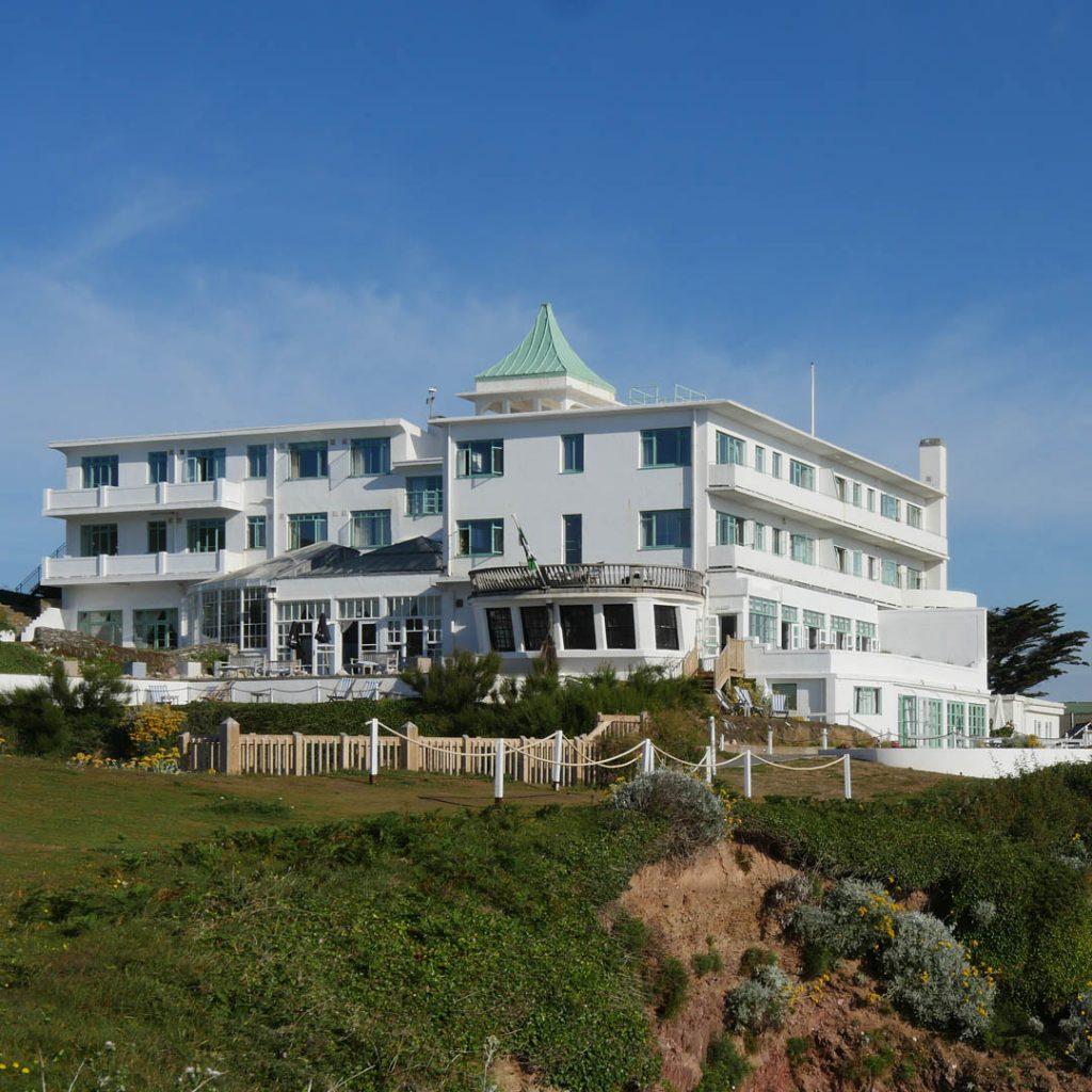 Burgh Island Hotel