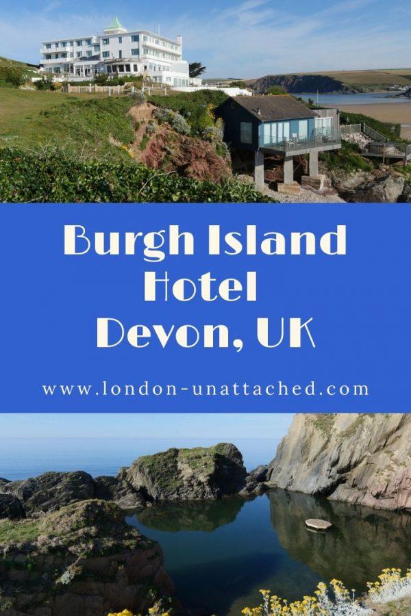 Burgh Island Hotel - Devon UK