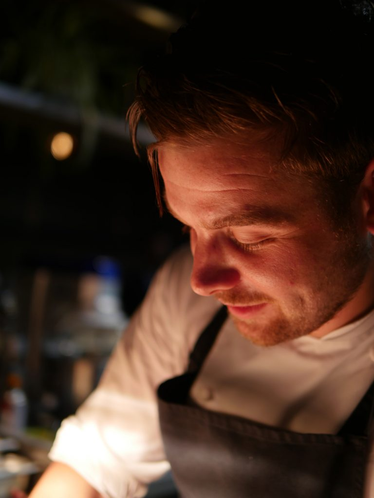Matthew Hurry-Laurent - M Young Chef of the Year Finalist