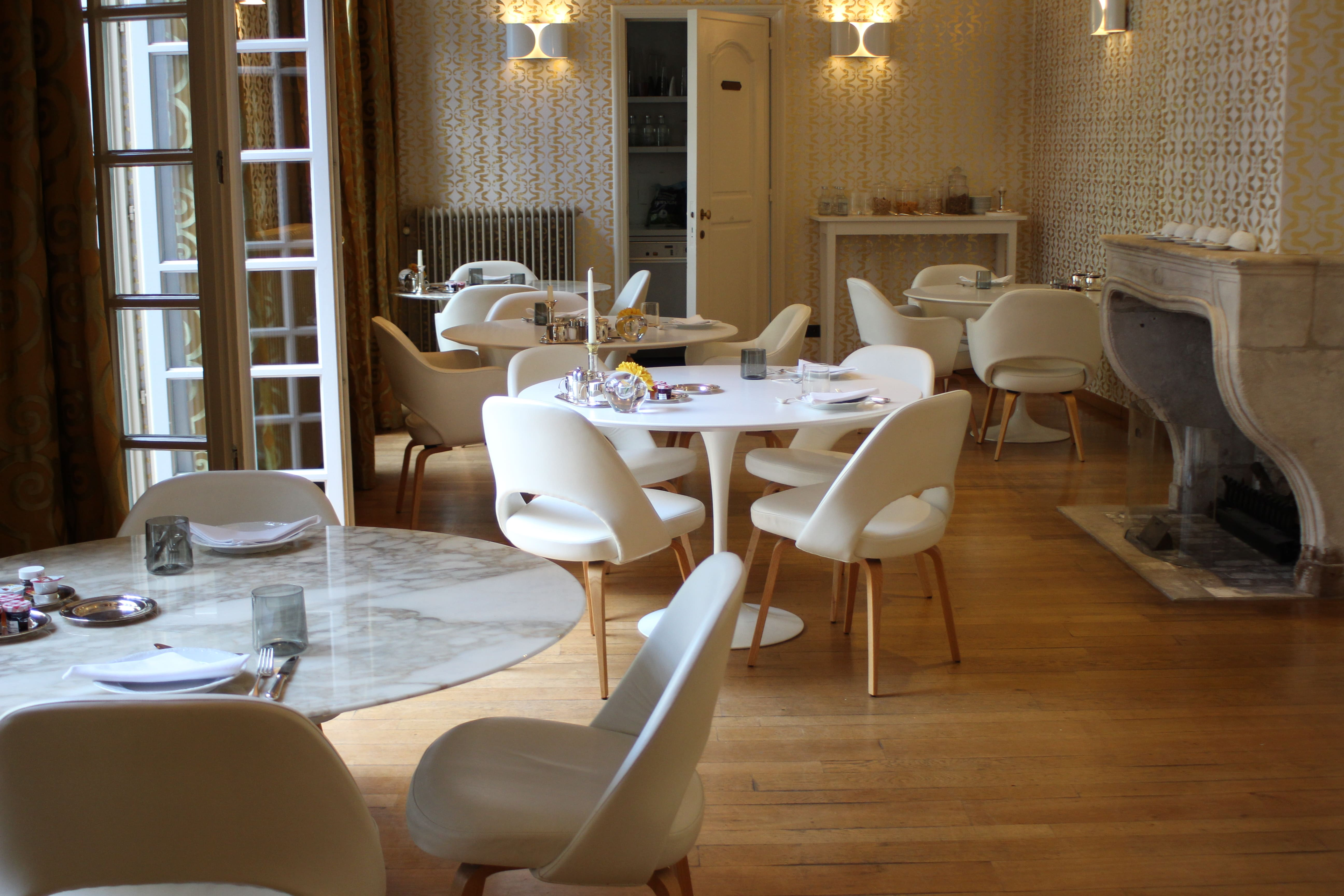De Witte Lelie, Antwerp, Breakfast Room