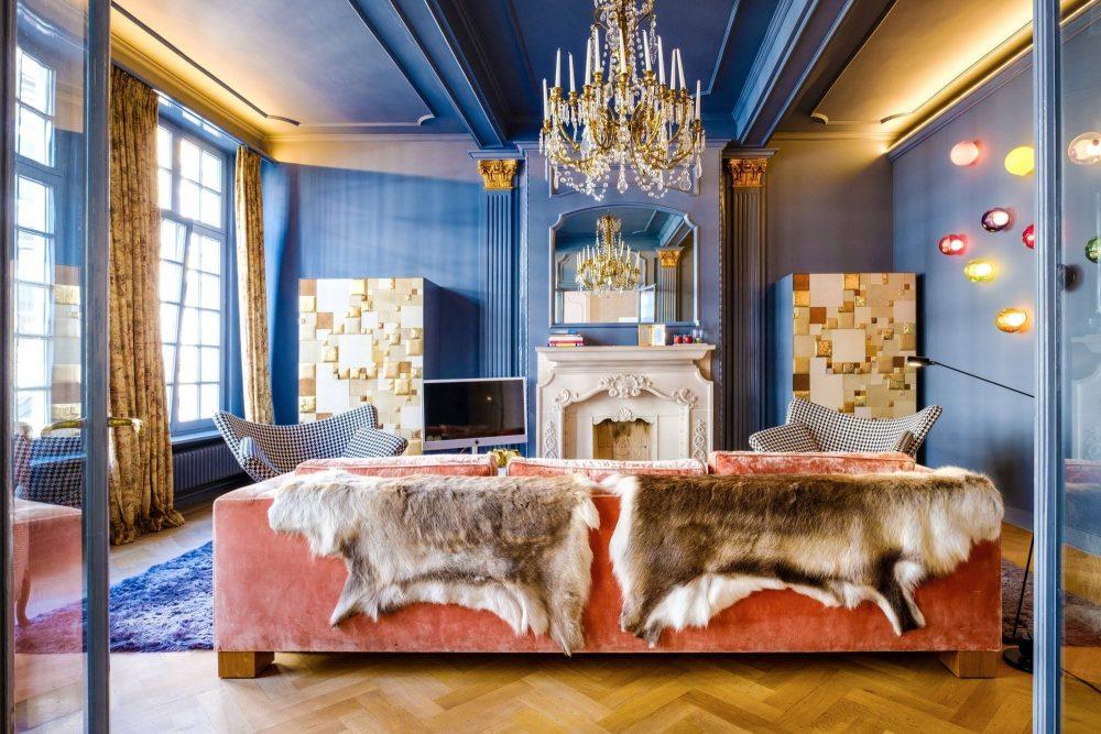 De Witte Lelie, Antwerp, Presidential Suite-