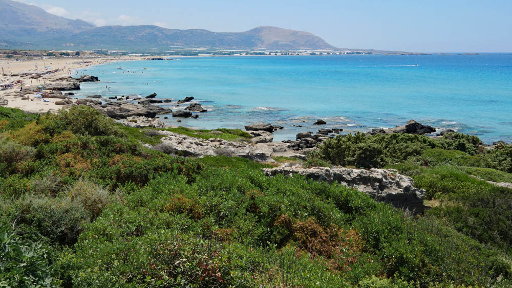 Falasarna in Crete