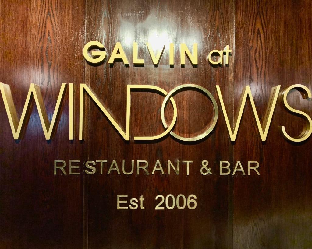 Galvin At Windows LOGO