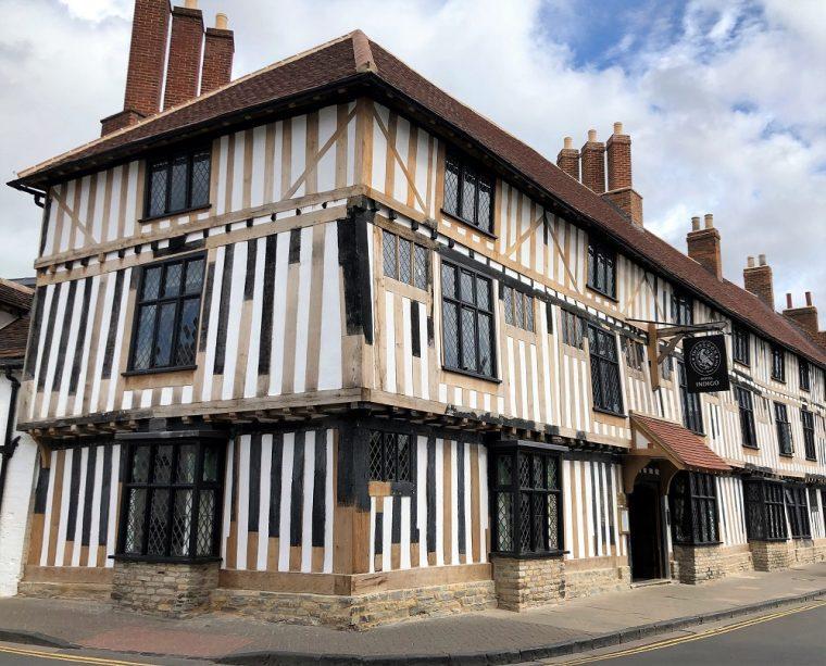 Exterior view of Hotel Indigo Stratford upon Avon