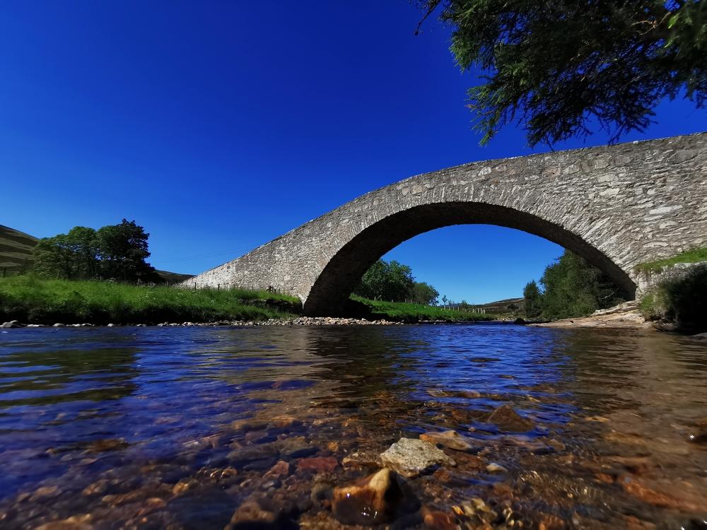 Craigellachie Scotland - trip to Innis and Gunn