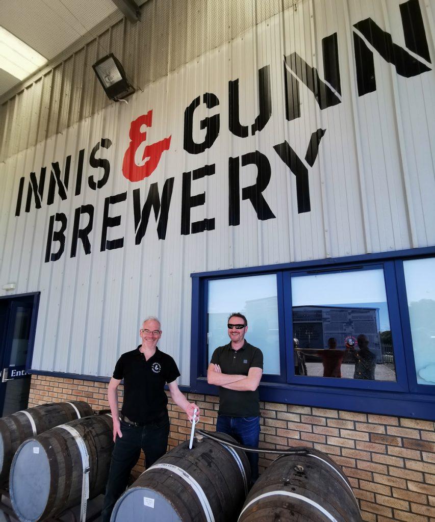 Innis and Gunn Brewery