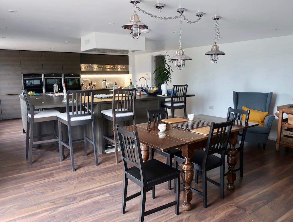 Wild Oak Barn - Ottery St Mary - kitchen
