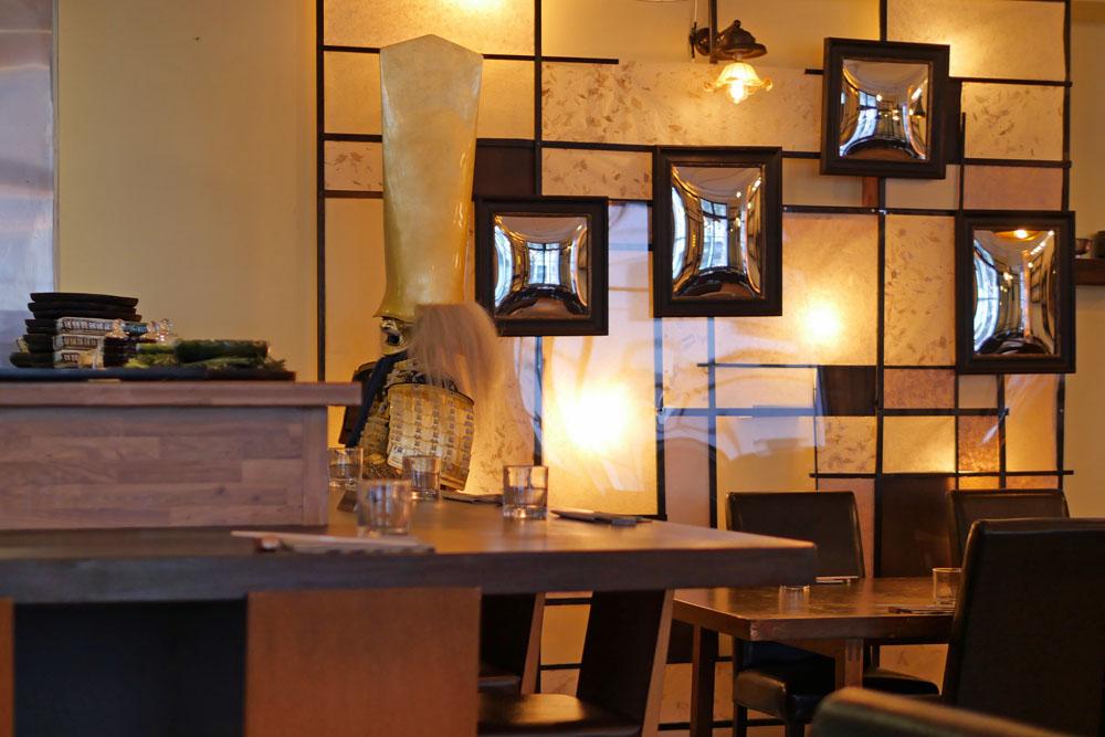 Interior Restaurant Hannah