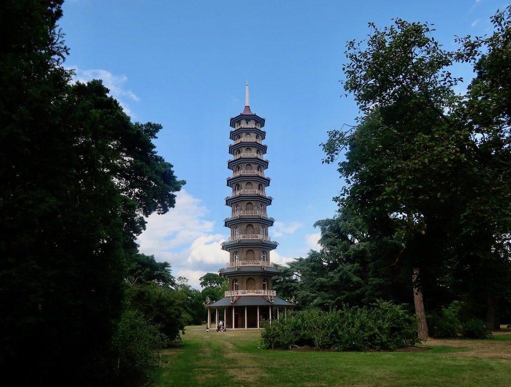Kew Gardens - Great Pagoda