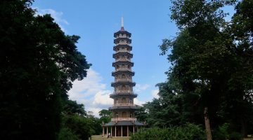 Kew Gardens - Great Pagoda