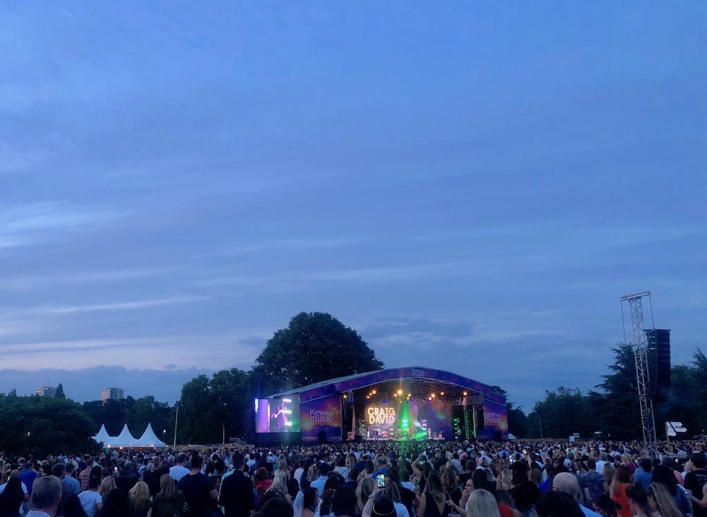 Kew the Music - Craig David