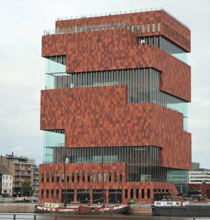 MAS museum, Antwerp-