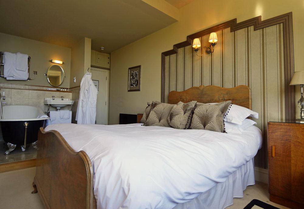 Miss Jane Marple Burgh Island Hotel