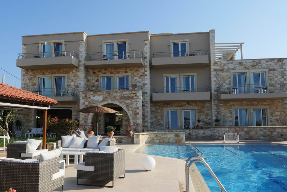 Mistral Hotel Malame Crete