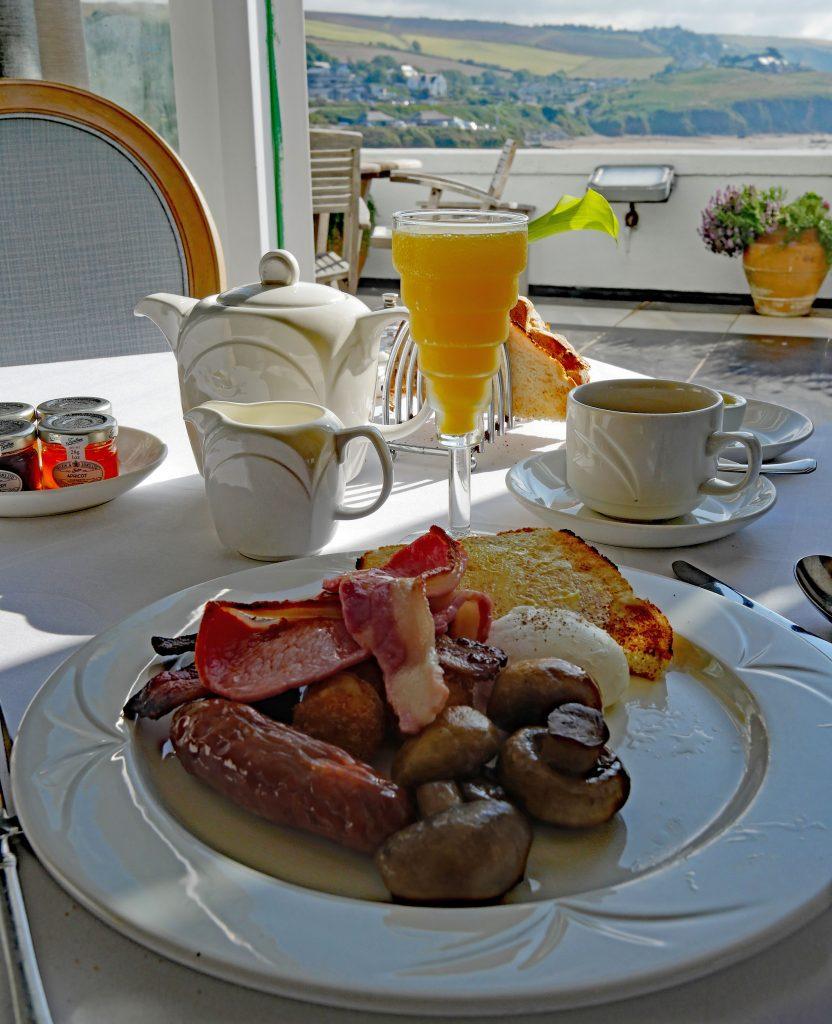 Nettlefold Breakfast