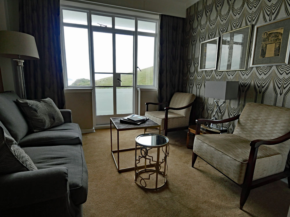 Burgh Island Nettlefold Suite