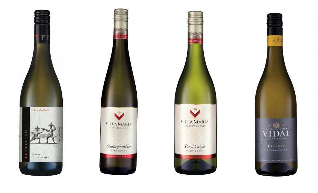 New Zealand White Wines