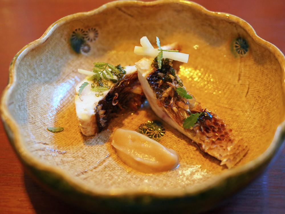 Restaurant Hannah - Seabass