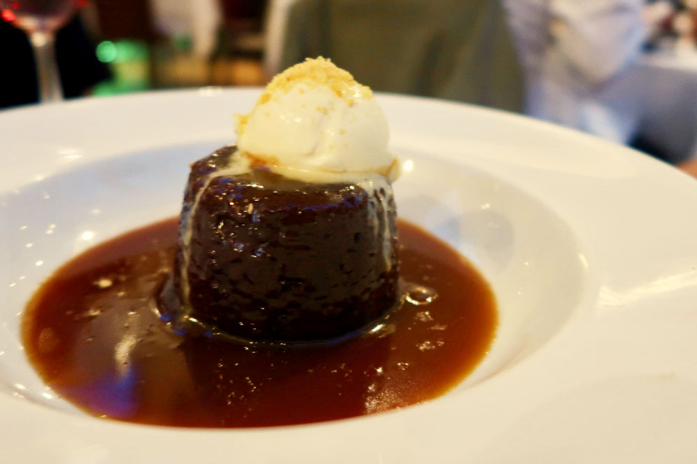 Sticky Date and Toffee Pudding - Roast London