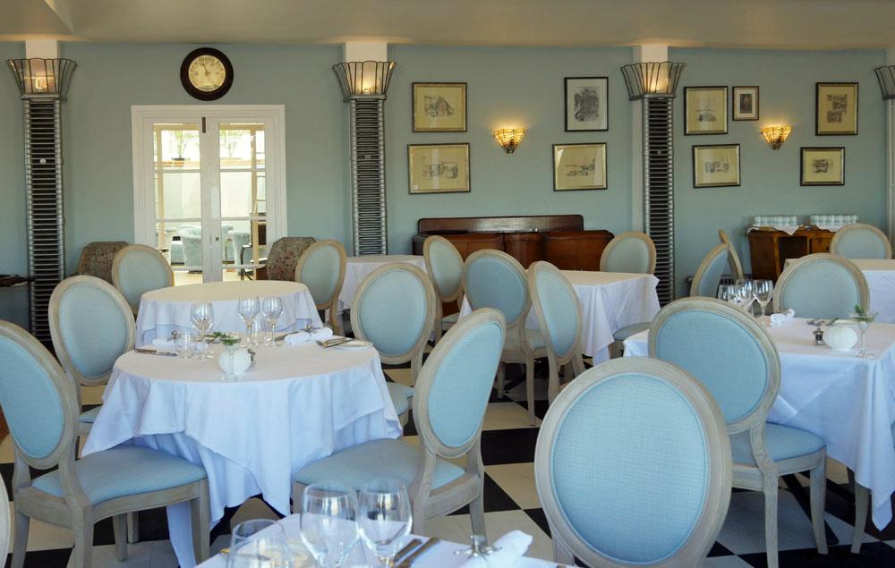 The Nettlefold Restaurant Burgh Island