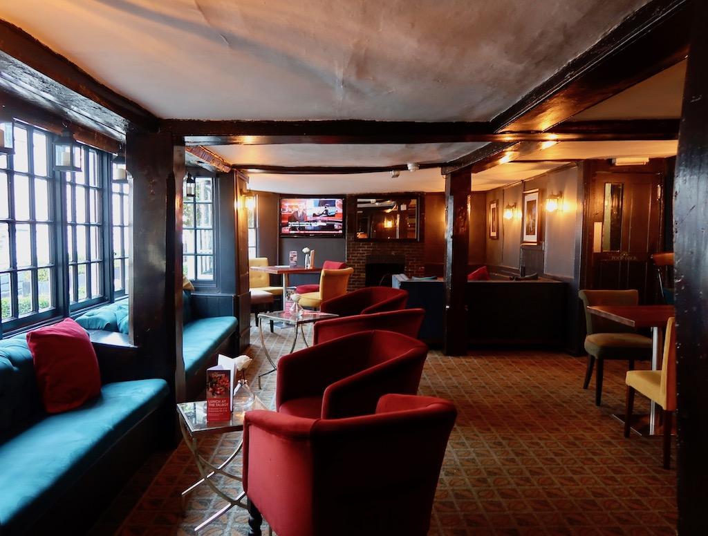 The Talbot Ripley - bar