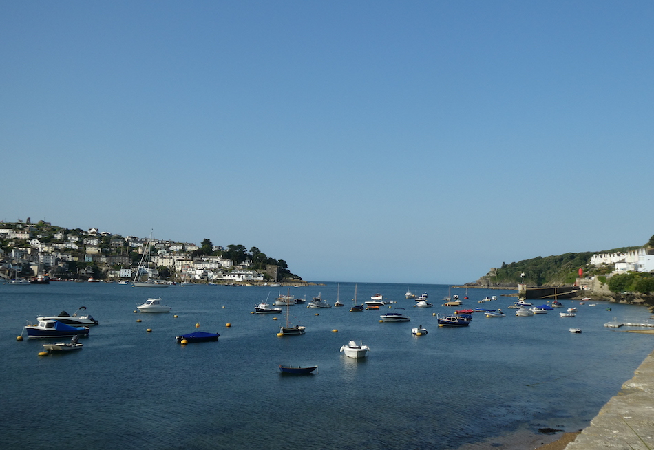 River Fowey from Town Quay