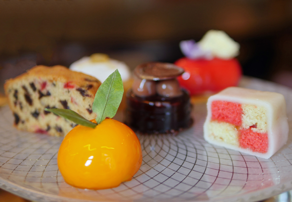 Adam Handling Afternoon Tea Patisserie