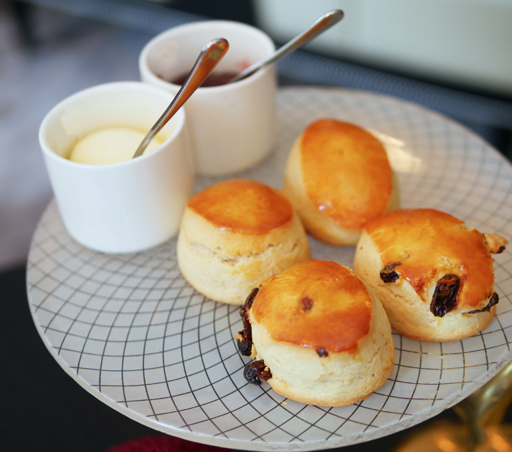 Adam Handling Afternoon Tea Scones
