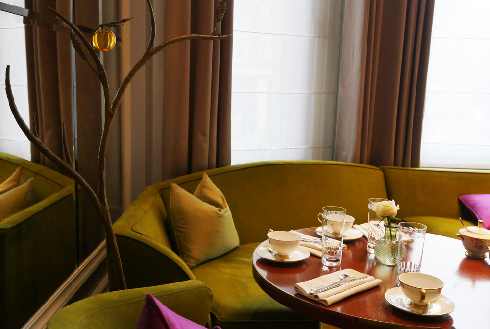 Afternoon Tea Table, Mandarin Oriental