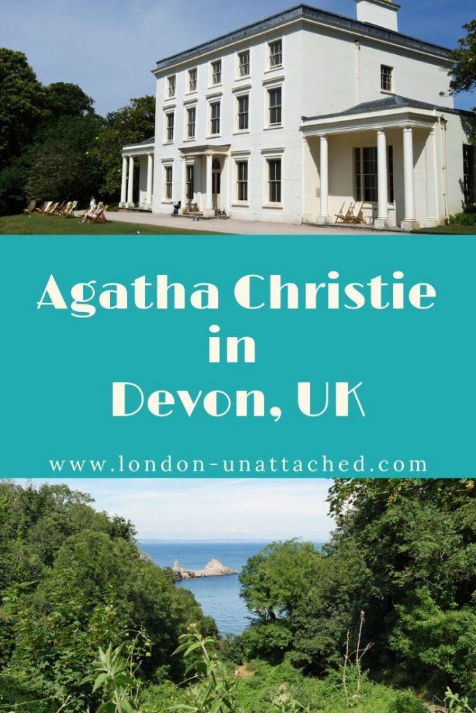 Agatha Christie in Devon