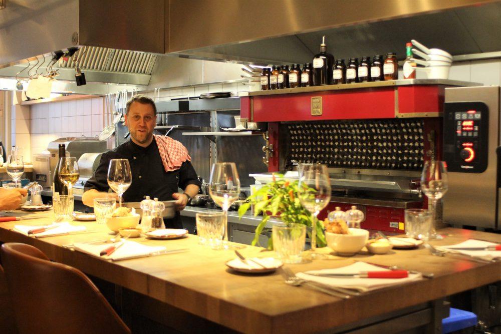 Antwerp, Invincible chef