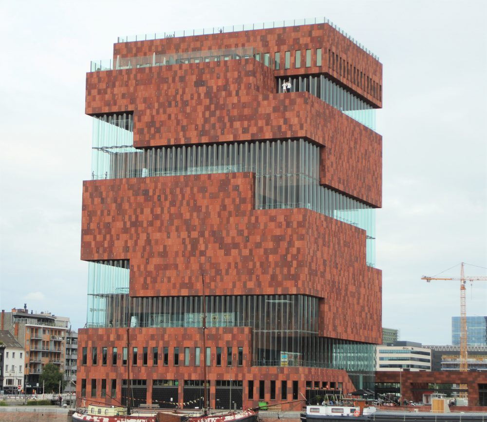 Antwerp, MAS