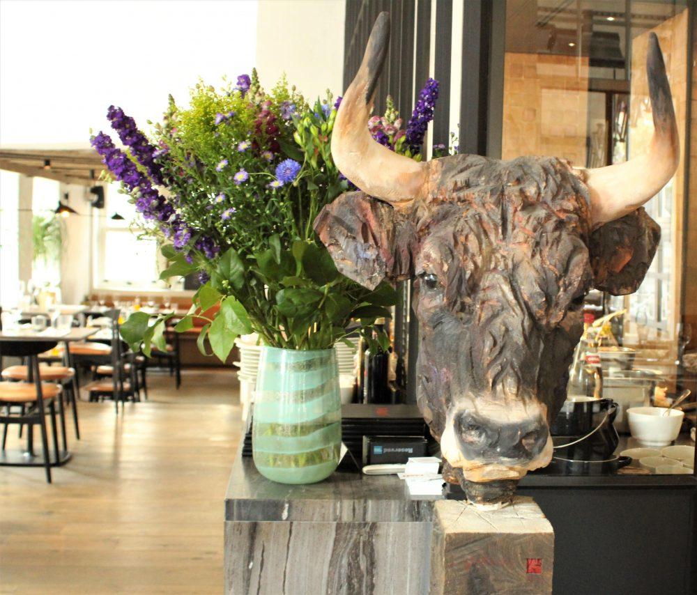 Antwerp, Mon restaurant