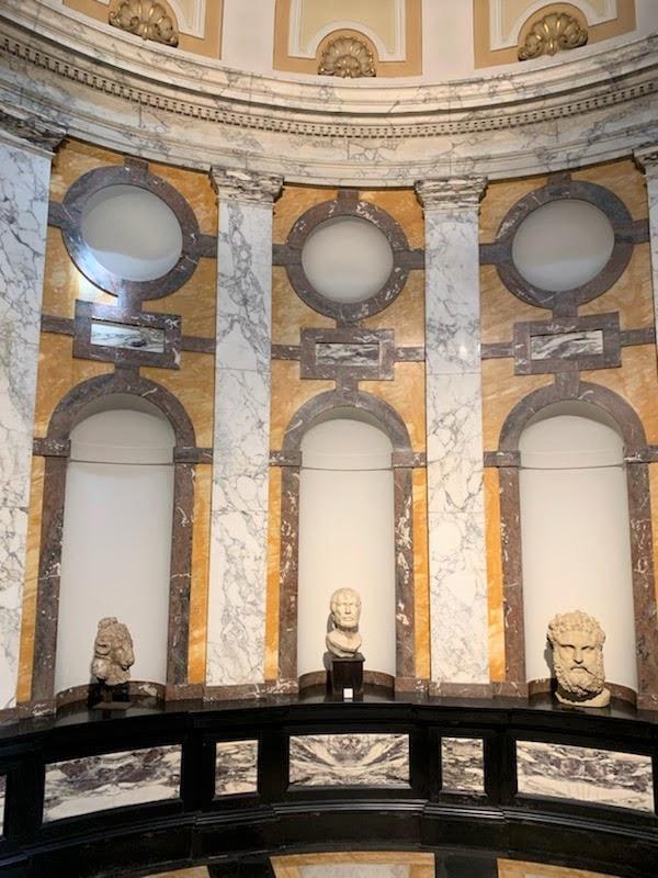 Antwerp, Rubenshuis, Roman antiquities